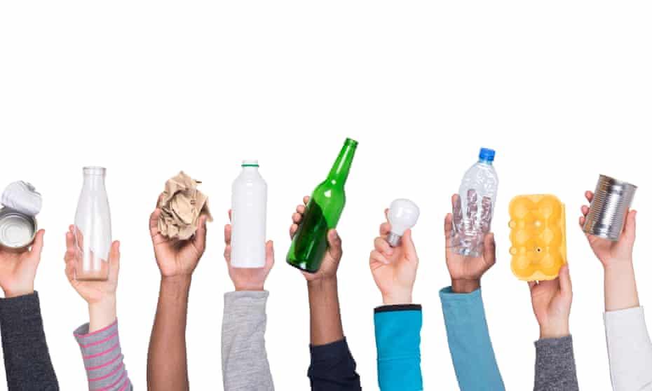 ¿Cómo se puede reciclar?